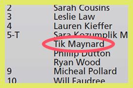 Tik Maynard