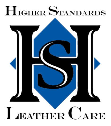 HigherStandardsLeatherCare Logo